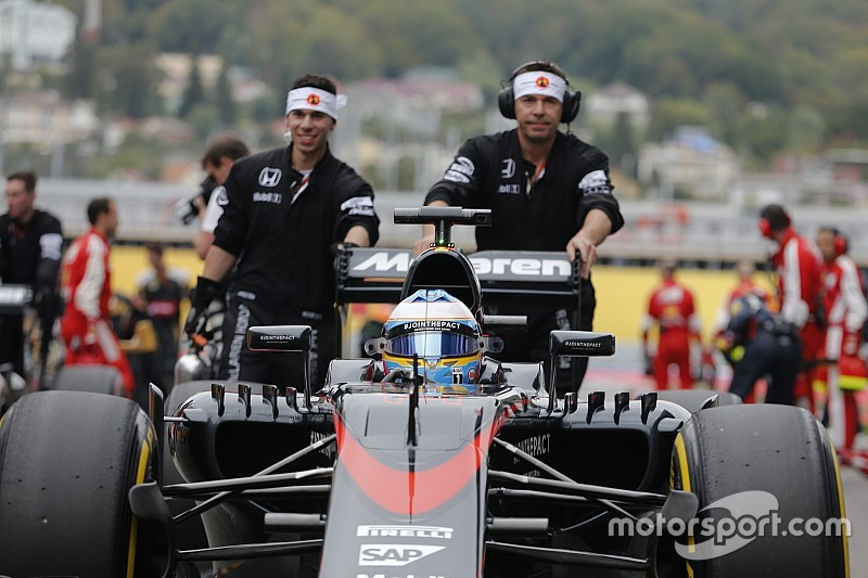 Mansell - J'espère qu'Alonso sera plus patient qu'avec Ferrari