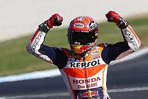 MotoGP Noticias de última hora Márquez se defiende de los ataques de Rossi