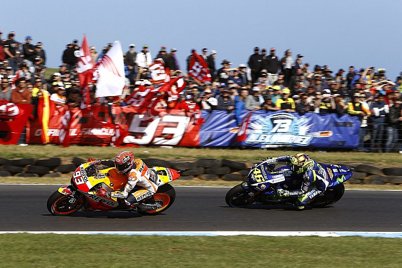 """""""Marquez would prefer Lorenzo to win"""" – Rossi"""