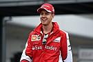 Vettel apoia decisão da Ferrari sobre mudança de motor