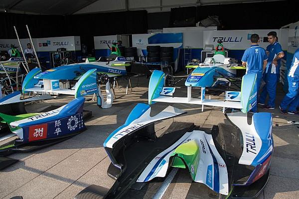 Fórmula E El equipo de Salvador Duran no corre en Beijing