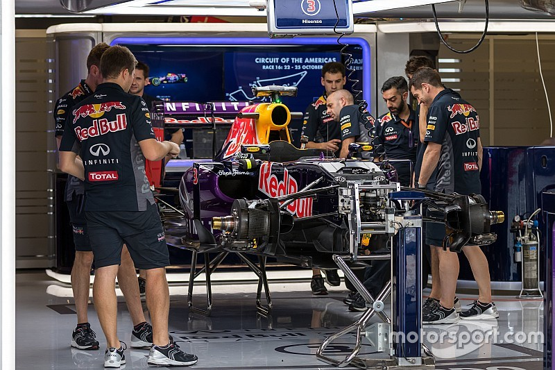 Red Bull won't use upgraded Renault engine in practice