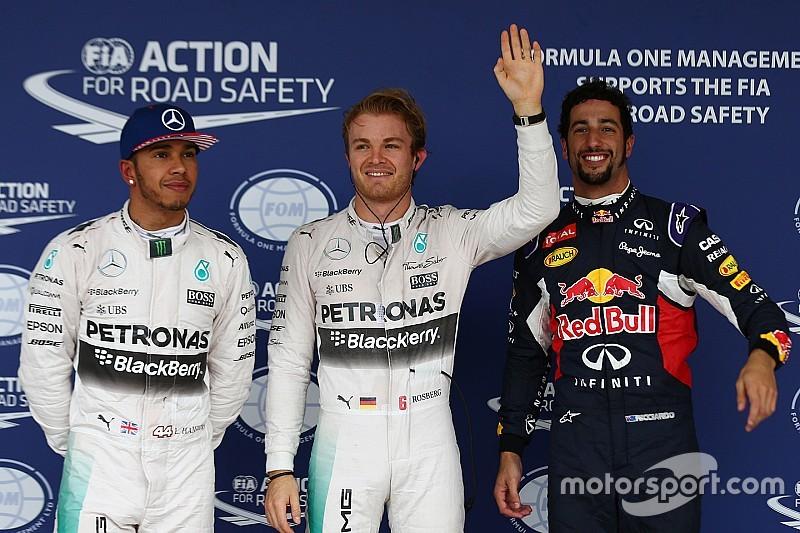 Nico Rosberg se lleva la pole position en Estados Unidos