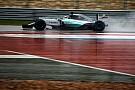 Hamilton devancé par Rosberg mais pas déçu