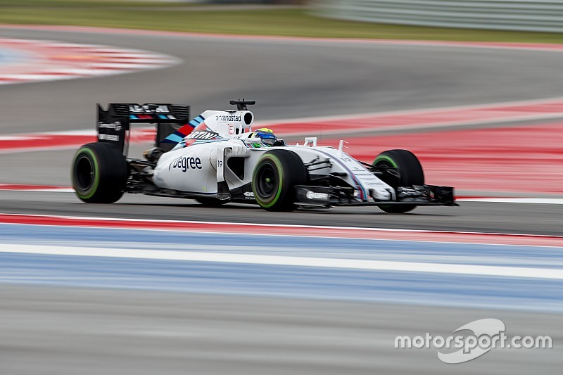 Massa lamenta los problemas  con su Williams