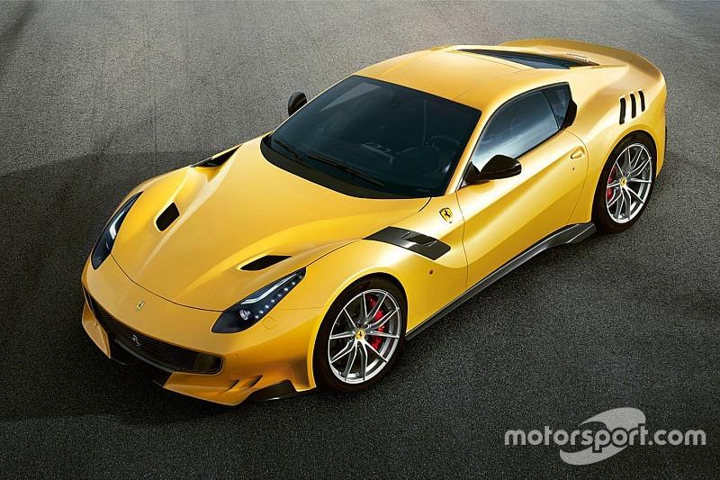 La Ferrari F12tdf debutta alle Finali Mondiali