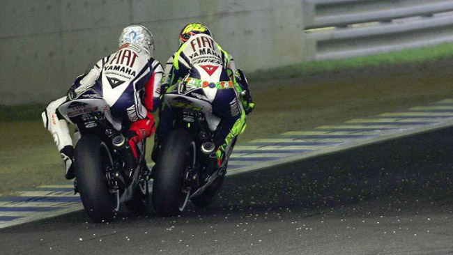 """Stoner: """"Dimenticato Valentino a Motegi con Lorenzo"""""""