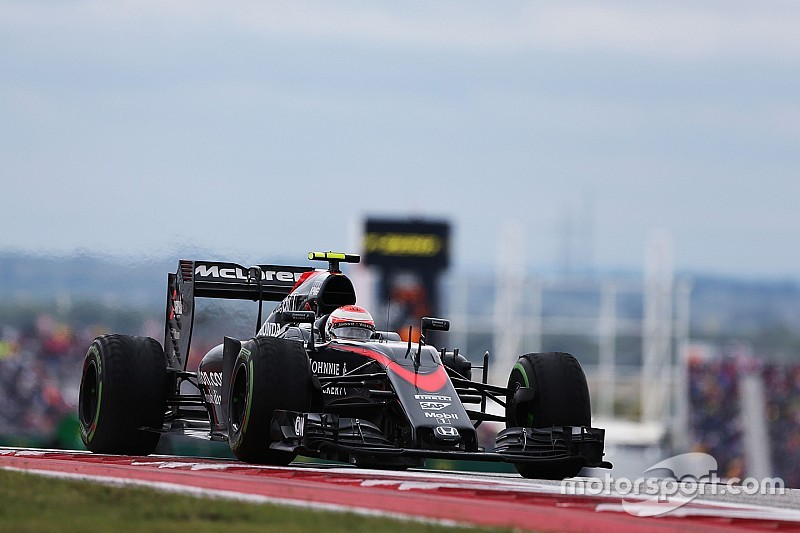 McLaren optimistic it's turning the corner