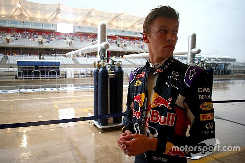 Квят пока не получал гарантий от Red Bull по поводу сезона-2016