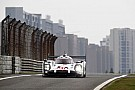 Shanghai, Libere 2: Porsche nel duello di long run