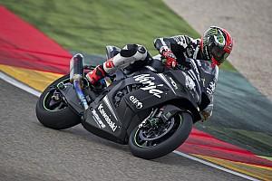 WSBK Résumé d'essais Essais - Kawasaki et Ducati testent leurs nouveautés 2016