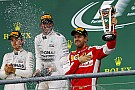 Vettel mira o vice-campeonato: