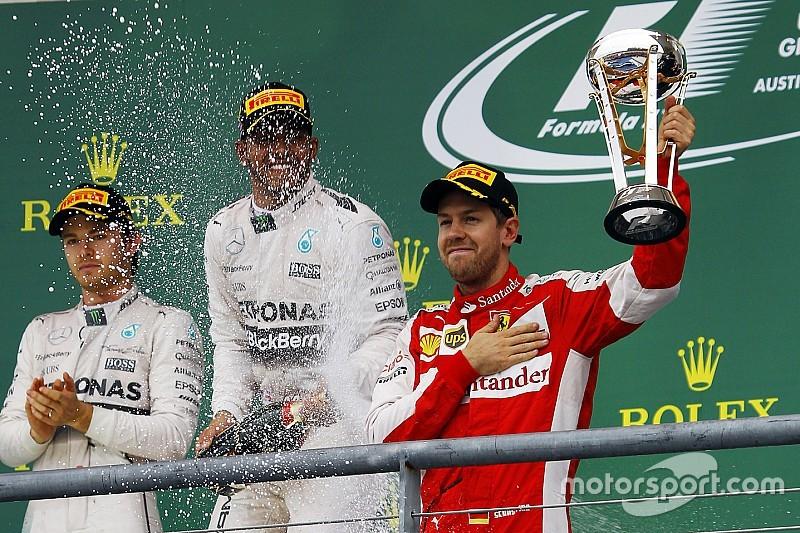 """Vettel mira o vice-campeonato: """"quero bater o Nico"""""""