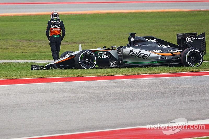 В Force India поддержали Хюлькенберга