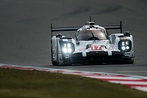 WEC Qualifyingbericht WEC Schanghai: Porsche steht geschlossen in Reihe eins