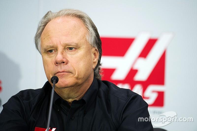 Haas diz que motor padrão não está no DNA da F1