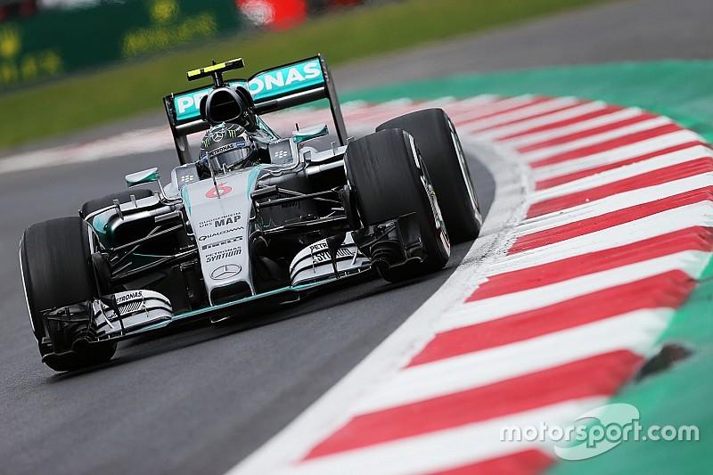 Rosberg repite como el más rápido en la tercera práctica