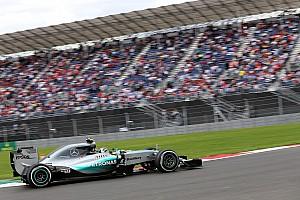 F1 练习赛报告 墨西哥大奖赛 FP3:罗斯伯格继续占据第一 莱科宁遇引擎故障