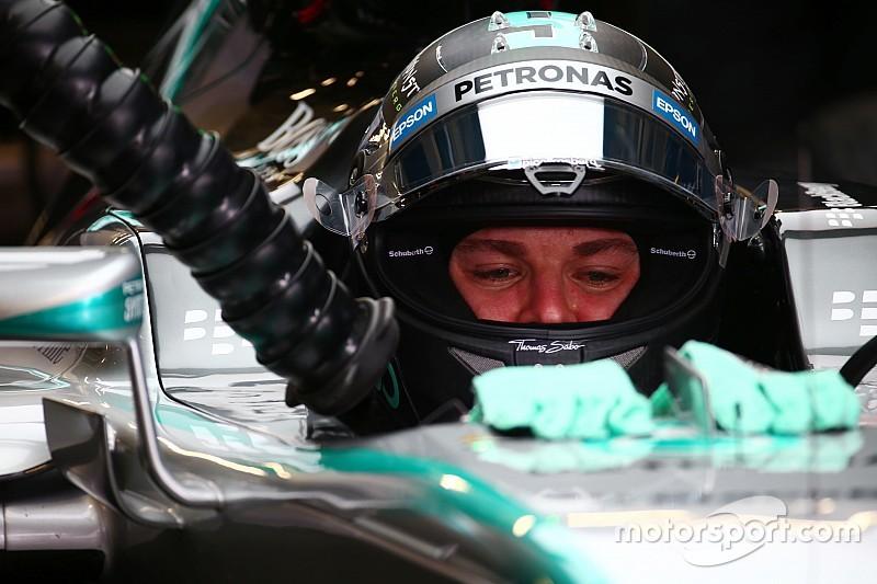 Pole, Rosberg nega que raiva tenha motivado desempenho