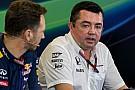 Булье: Мы не благотворительный фонд помощи Red Bull
