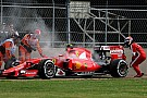 Raikkonen hit with engine change penalty