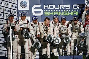 WEC Relato da corrida Em novo 1-2, Porsche conquista título de construtores no WEC