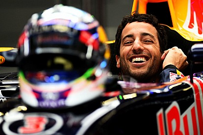 Ricciardo en NASCAR si Red Bull quitte la F1?