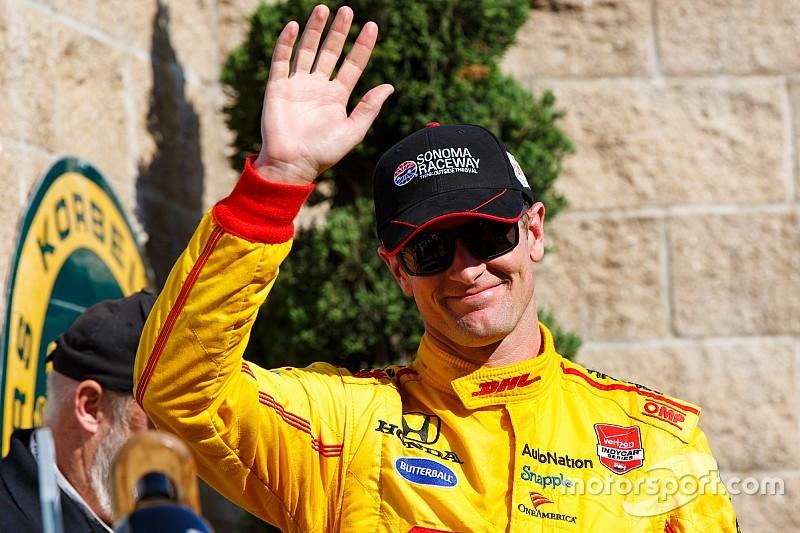 Anche Ryan Hunter-Reay alla Race of Champions