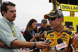 NASCAR Cup Ultime notizie Kenseth sospeso per due gare dopo Martinsville
