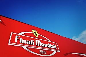 Ferrari Vista previa Mugello recibie el Ferrari Finali Mondiali