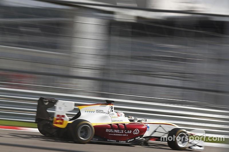 Терещенко проведет два финальных этапа в GP3