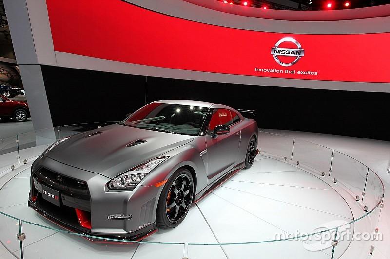 """La Nissan GT-R """"pas à l'abri"""" d'une version autonome"""