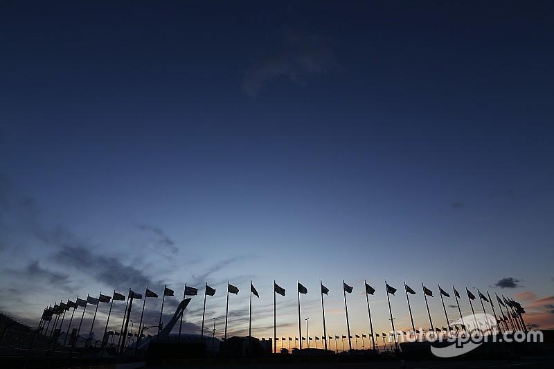 Воробьёв: Ночной гонки в 2016-м не будет