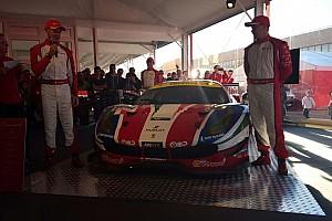 Ferrari Special feature Video: De nieuwe Ferrari 488 GTE krijgt livery voor debuut