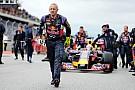 Ricciardo - Nous prendrons n'importe quel moteur pour courir en 2016