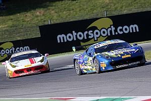 Ferrari Actualités Santoponte résiste à Grossman et s'impose en Trofeo Pirelli