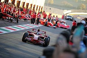 Ferrari Conteúdo especial Ao Vivo: Final mundial do Ferrari Show F1