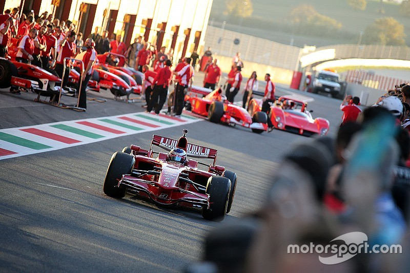 Ao Vivo: Final mundial do Ferrari Show F1