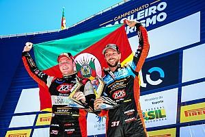 Brasileiro de Turismo Relato da corrida Após pole, Campos vence e dá passo para título de 2015