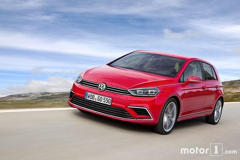 Render: is dit de Volkswagen Golf VIII?