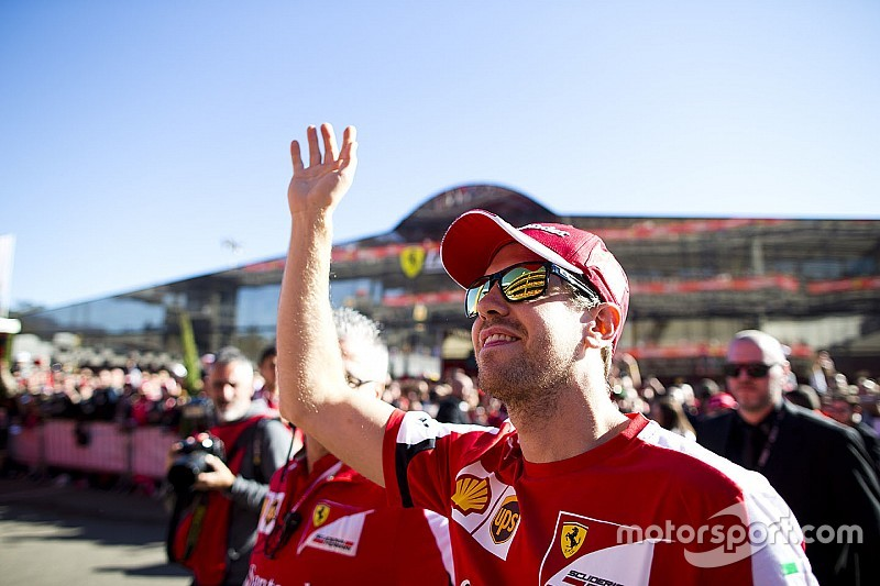 Exclusivo: Vettel fala sobre reta final da temporada 2015