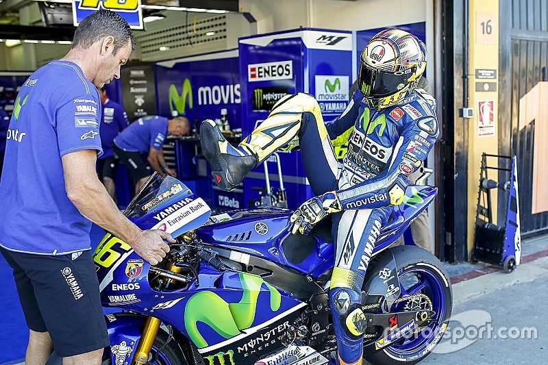"""Valentino: """"Passo avanti importante con le Michelin"""""""
