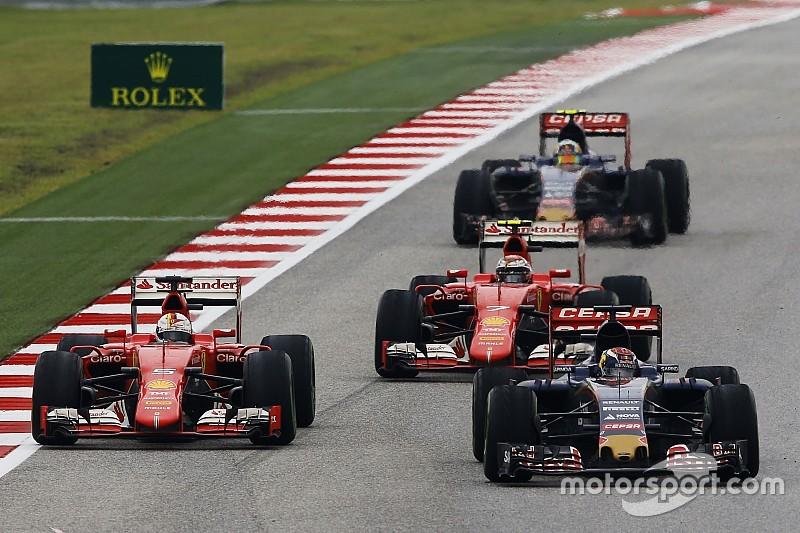 Max Verstappen: 'Ferrarimotoren zou grote stap vooruit zijn'