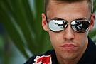 Kvyat attend une confirmation officielle de Red Bull pour 2016