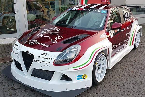 Ecco la nuovissima Alfa Romeo Giulietta TCR
