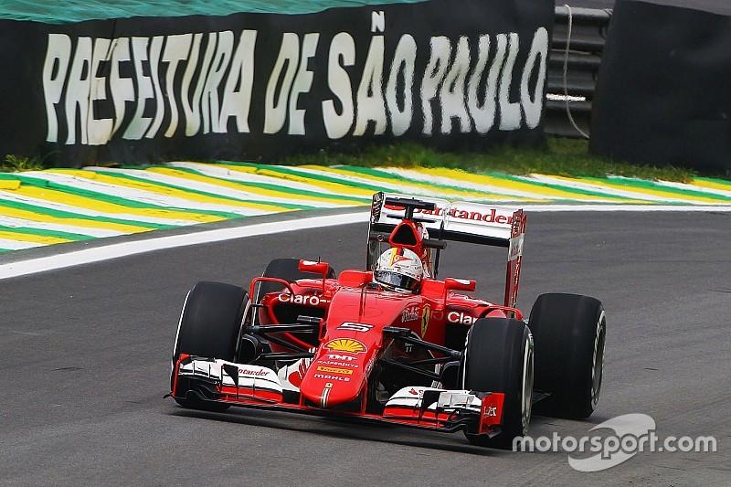 """Vettel: """"Fue difícil hacer el trabajo de los neumáticos"""""""