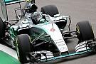 Rosberg se lleva la práctica 2 en Interlagos
