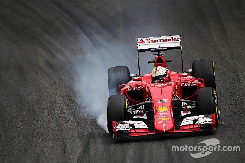 Vettel says all teams struggling for grip