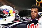 Ricciardo dice que al nuevo motor Renault aún le falta potencia