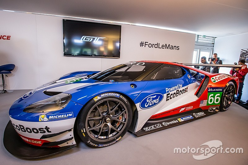Westbrook, Briscoe, Bourdais join Ganassi's Ford GT line-up